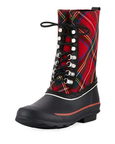 Rowlette Mid-Calf Rain Boot