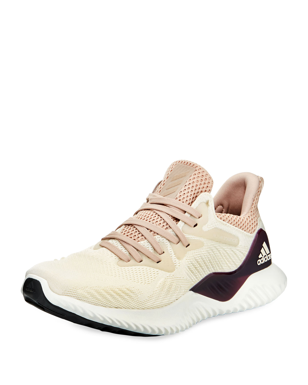 premium selection 4a59d caa8b Adidas Alphabounce Beyond Knit Sneakers