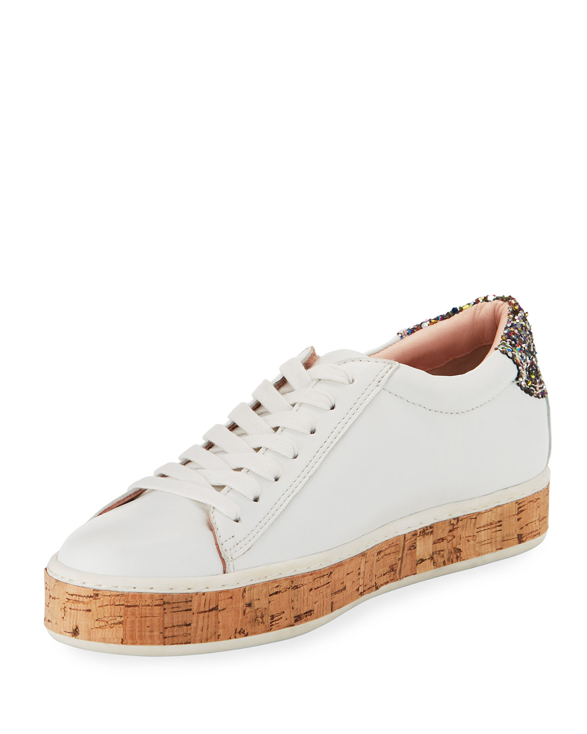 4240c32ca374 kate spade new york amy cork embellished sneaker