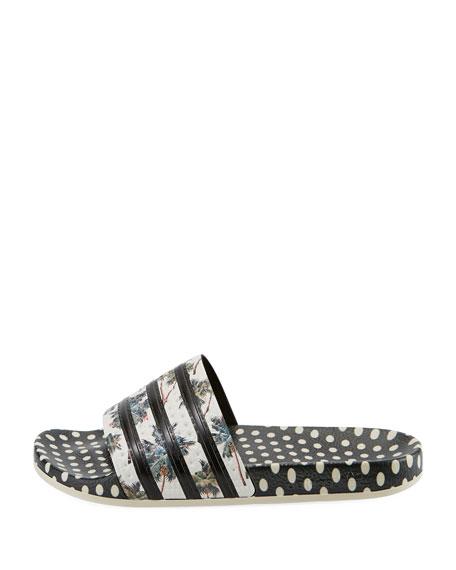 Adilette Multi-Print Slide Sandal