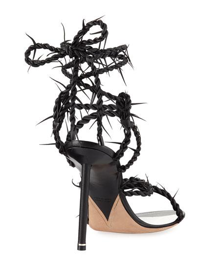 Lexie Barbwire Runway Sandal