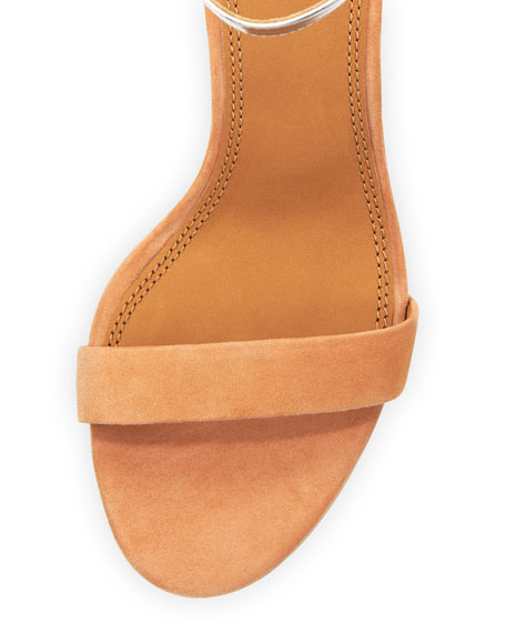 Ellie Two-Tone 85mm Sandal