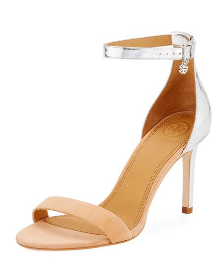 Tory Burch Ellie Two-Tone 85mm Sandal