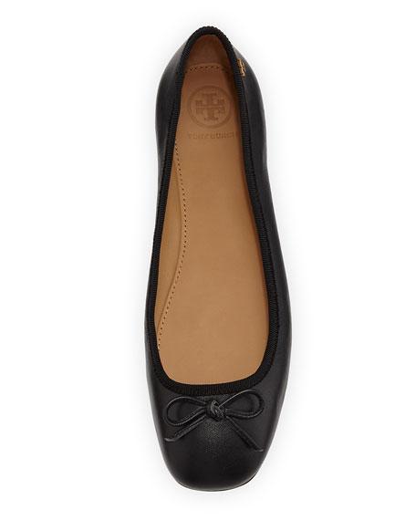 Laila 2 Leather Driver Ballet Flat