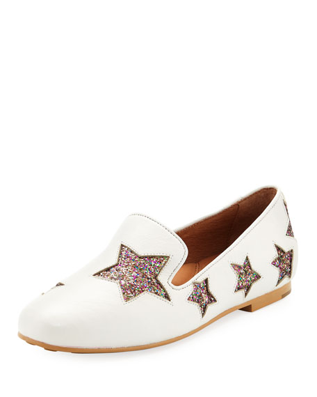 Gentle Souls Eugene Glitter Star Loafer