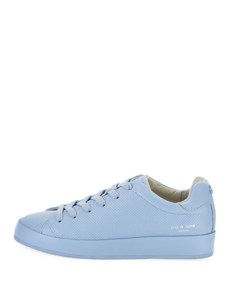 RB1 Low-Top Perforated Sneakers