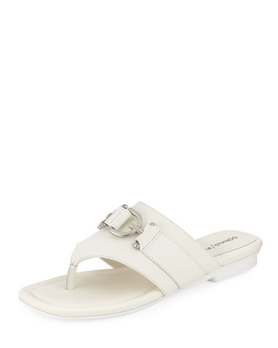 Kent Leather Thong Sandal