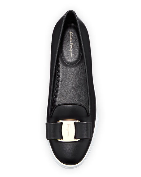 Novello Sporty Platform Ballerina Sneakers