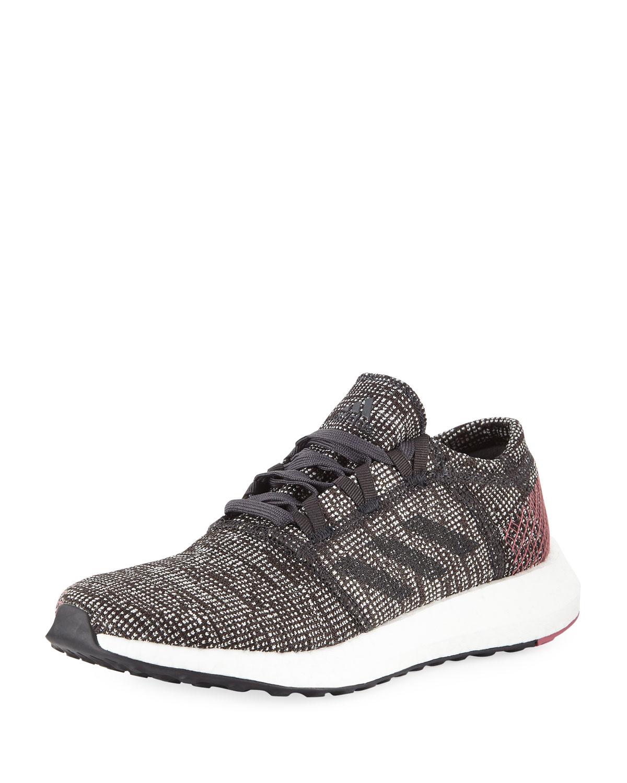 149d94c92700 Adidas Women s PureBOOST Element Knit Trainer Sneakers