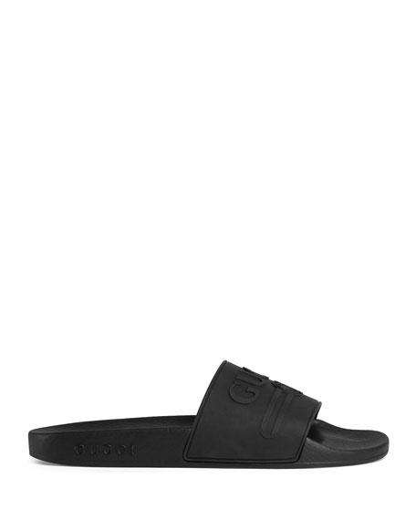 Pursuit Gucci Rubber Slide