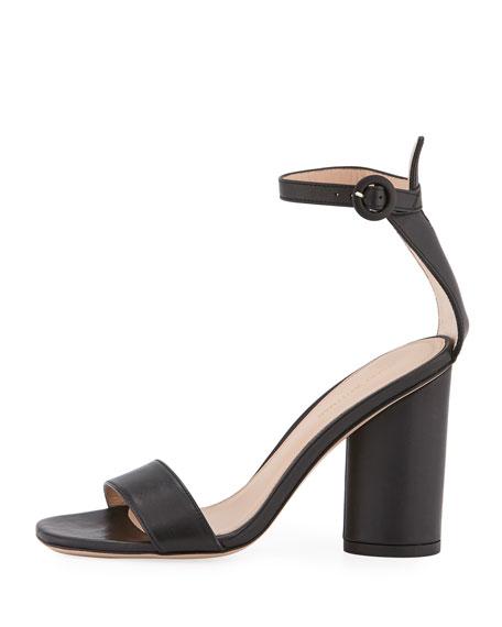 Kimly Chic City Leather Sandal