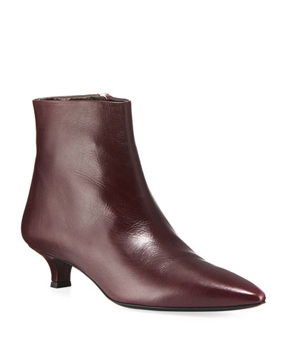 Coco Pointed-Toe Bootie