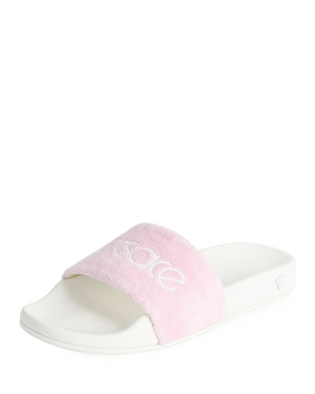 Tresor De La Mar Pool Sandal in Pink