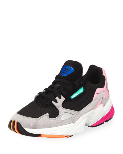 Falcon Women's Mixed-Media Sneaker