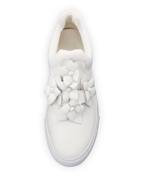 Blossom Neoprene Floral Sneaker