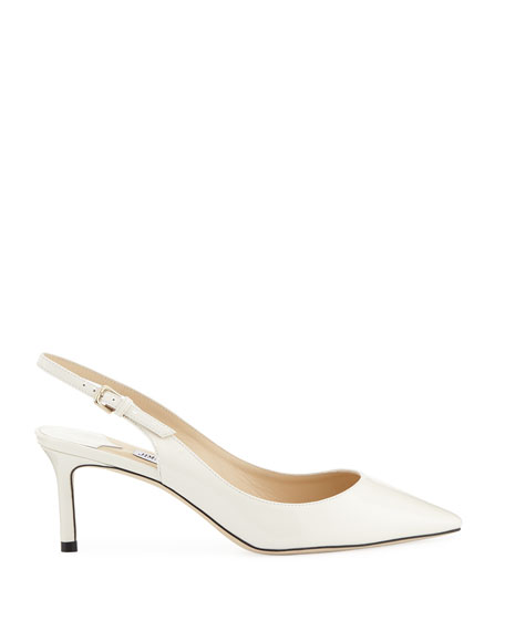 Erin Slingback Patent Leather Pump