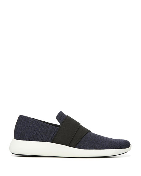 Image 2 of 4: Aston Marled Knit Fabric Slip-On Sneakers