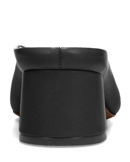 Ralston Leather Slide Mule