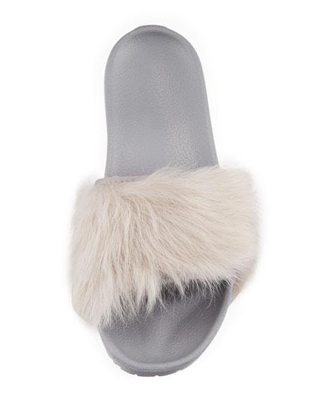 Royale Toscana Fur Pool Slides