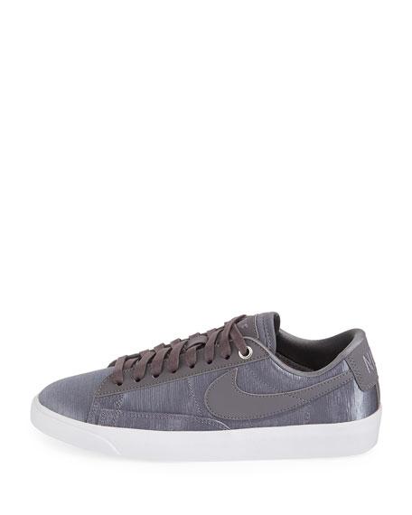 Women's Blazer Leather Low-Top Sneaker