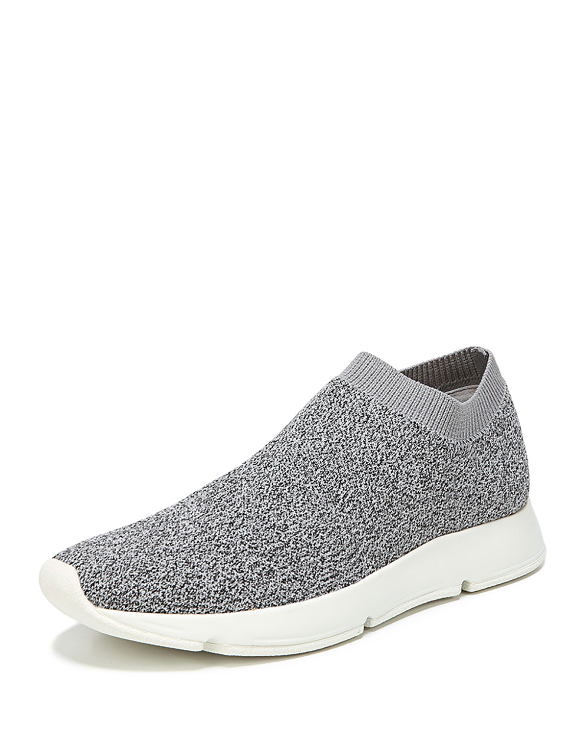 Vince Theroux Knit Slip-On Sneaker