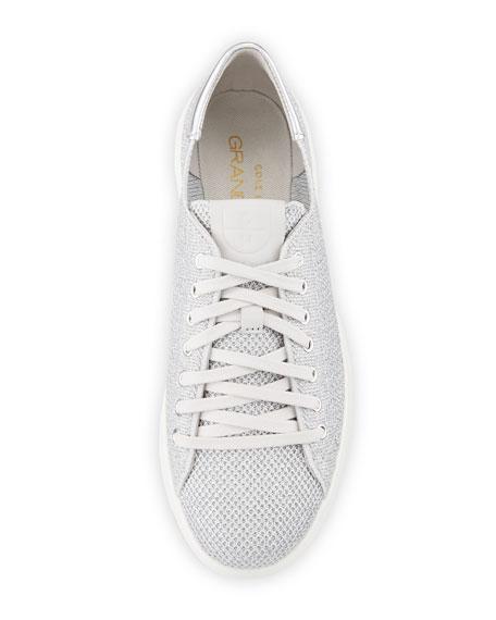 GrandPro Tennis Stitchlite™ Sneakers, Silver