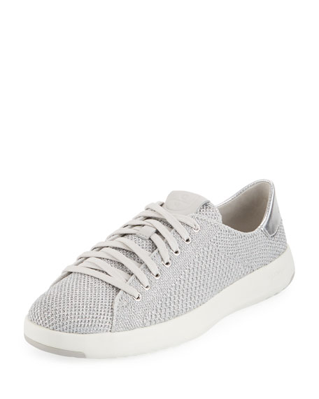 Cole Haan GrandPro Tennis Stitchlite?? Sneakers, Silver