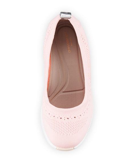 ZeroGrand Stitchlite™ Ballet Flats, Blush