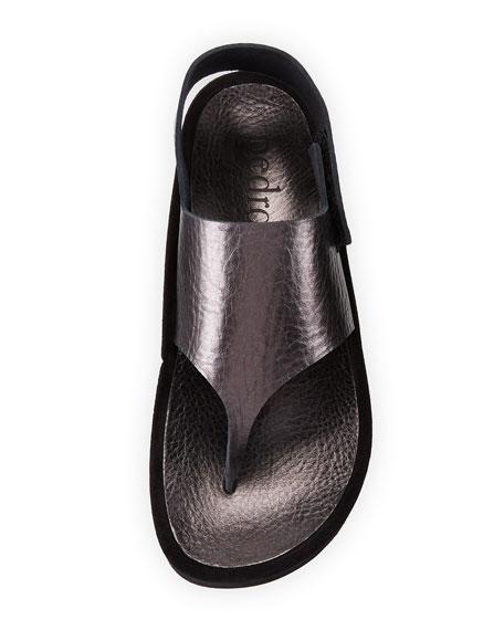 Lindy Metallic 50mm Sandal
