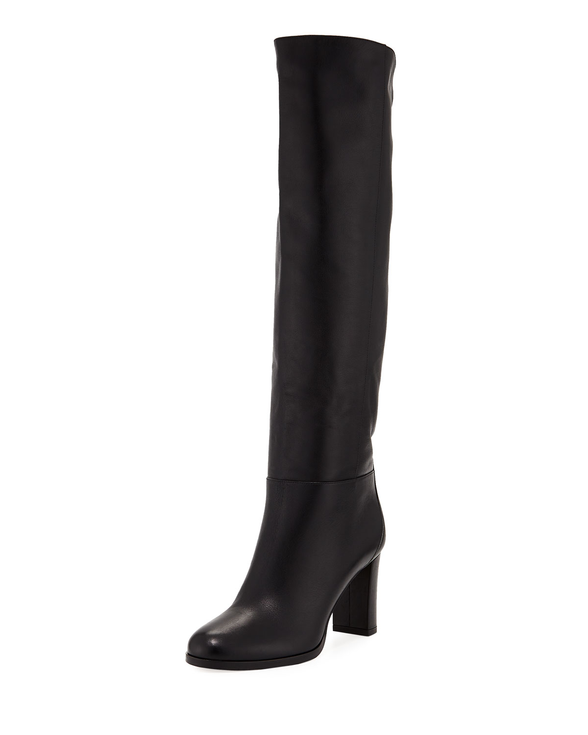 07165661e5c Jimmy Choo Madalie 80mm Leather Knee Boot