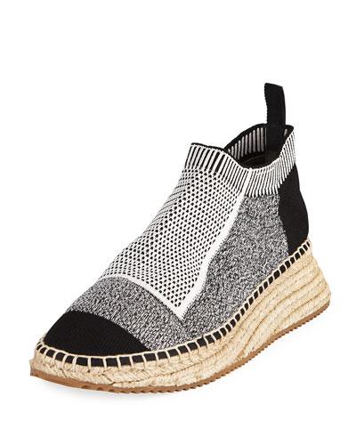 Dylan Sneaker-Style Espadrille