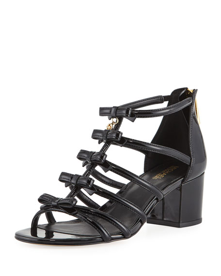 MICHAEL Michael Kors Veronica Caged Bow Sandal