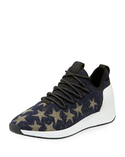 Jaguar Star Platform Sneaker