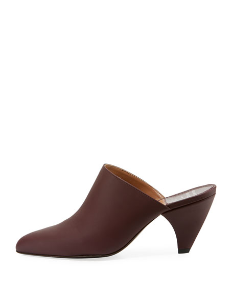 Stefany Smooth Calf Mule