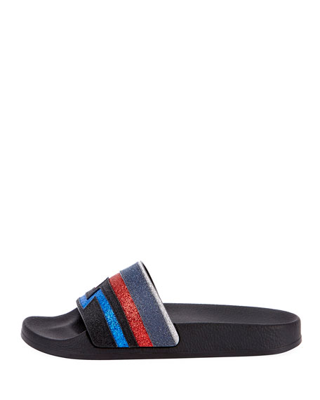 Calypso Flash Leather Sandal