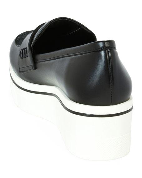 3191d8fc55e Stella McCartney Binx Lace Sneaker-Style Penny Loafer