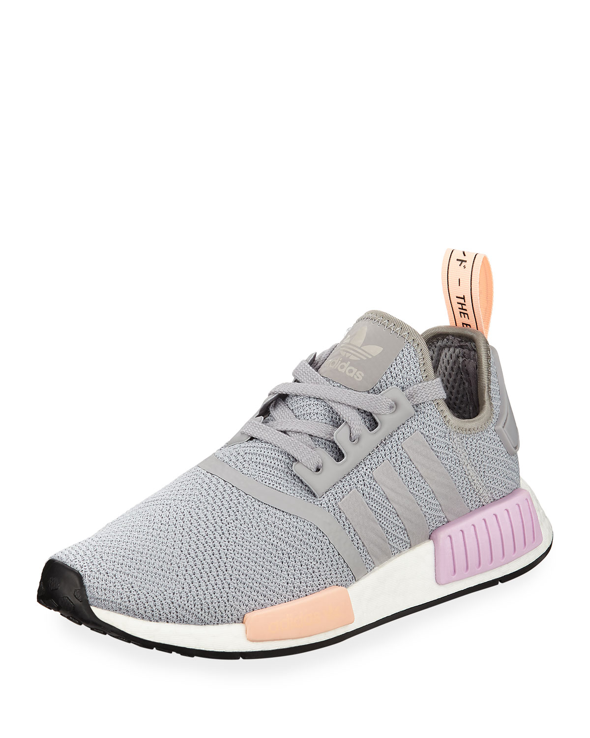 dbfb17ca2d4 Adidas Women s NMD R1 Primeknit Sneakers
