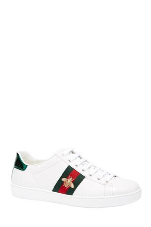 Gucci Bee Sneaker