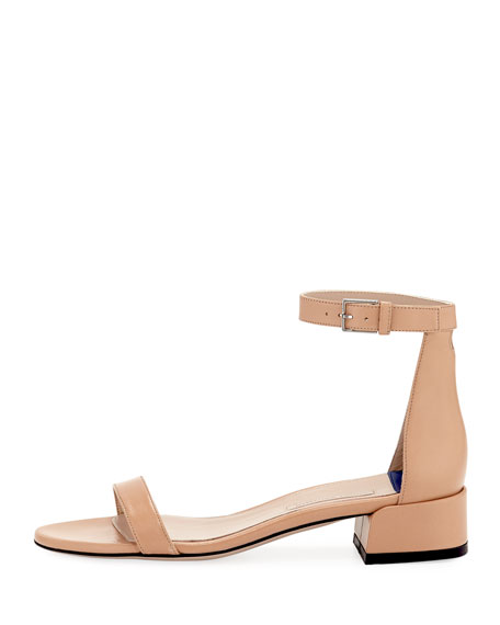 35LESSNUDIST Napa Leather City Sandal