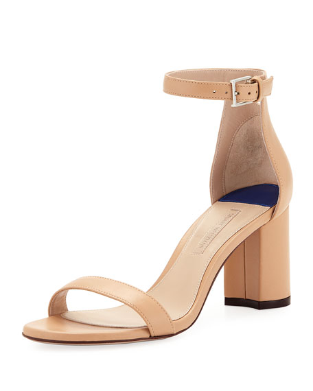 LessNudist 75mm Napa Sandal