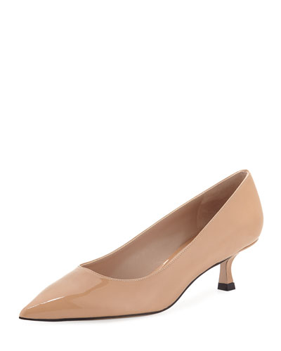 Tippi Patent Pointed Pump