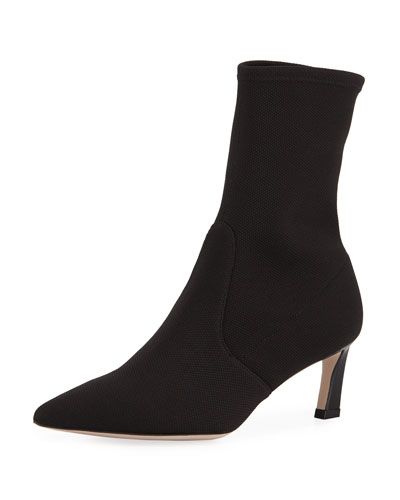 Rapture 55mm Stretch-Sock Booties