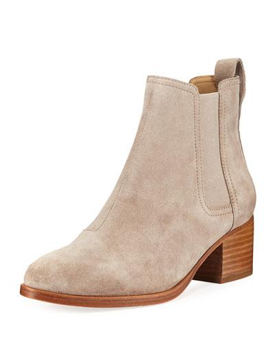 Walker Suede 50mm Boots