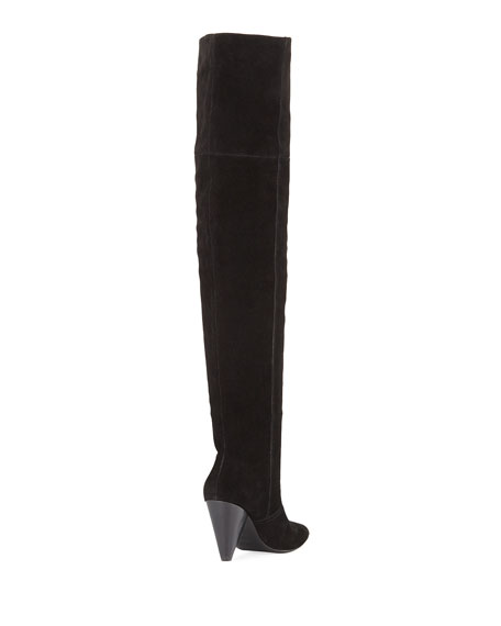 Gallison Slouch Over-The-Knee Boots