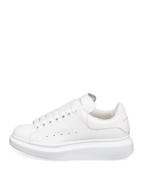 Pelle Low-Top Platform Sneakers