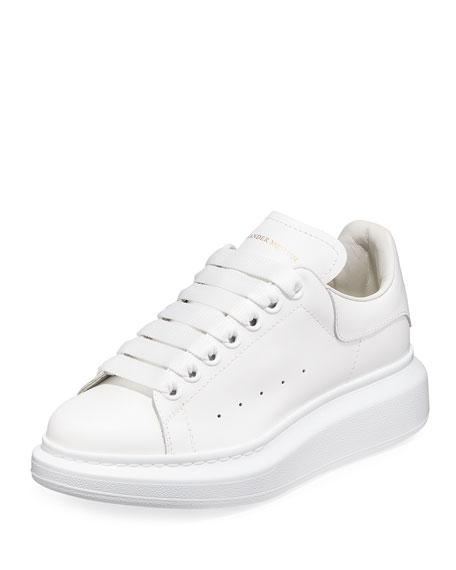Pelle Low-Top Platform Sneakers