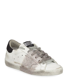 Golden Goose Superstar Platform Sneakers by Golden Goose
