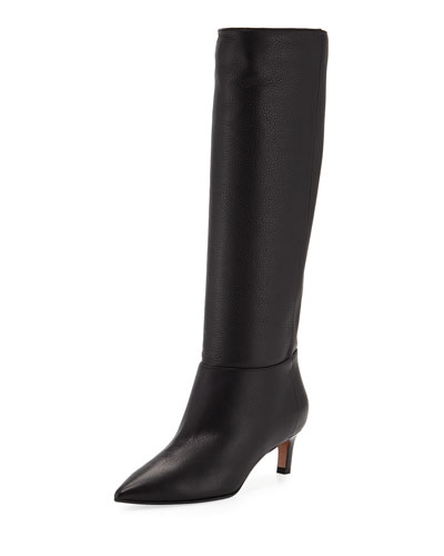 Macey Tall Leather Boots