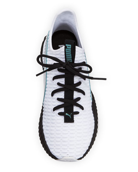 Defy Knitted Runner Sneakers