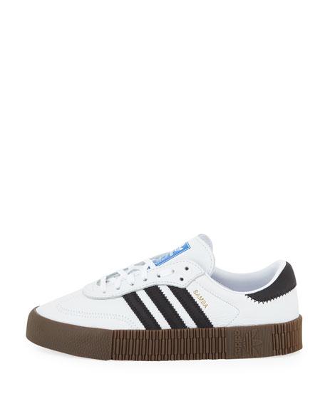 d7cea85ca9cf20 Image 2 of 3  Samba Rose Platform Sneakers